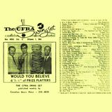 Ottawa Top 40 Chart: July 29, 1966