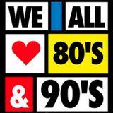 Dj Maykooll - RetroMix ( Rock 80's & 90's )