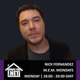 Nick Fernandez - M.E.M Mondays 15 OCT 2018