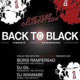Back2Black 1 Year @ Gestüt Renz Oldschool Mix