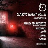B-FUNK - Warm Up Mix RedRoom Classic Night Vol. II @Stilvoll Club