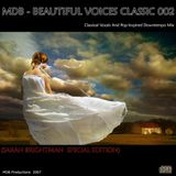 MDB - BEAUTIFUL VOICES CLASSIC 002 (SARAH BRIGHTMAN SPECIAL EDITION)