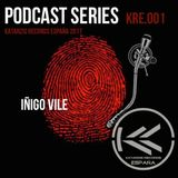 PODCAST SERIES / /KRE 001 // KATARZIS RECORDS ESPAÑA // 1ª SEASON // BY : IÑIGO VILE - FROM : SPAIN