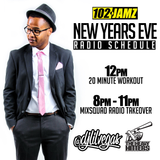 @DJLilVegas - [Live Radio Show] #NYE MixSquad Takeover (Tue. Dec 31, 2019)