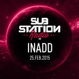 ● INADD ● en Substation Radio On Line ● FEBRERO 2015