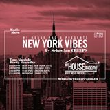Sebastian Creeps aka Gil G - New York Vibes Radio Show on MyHouseRadio.fm NYC EP025