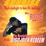 TOWARDS SUNRISE with DISC JOCK REDEEM (Sept 26, 2014) PT. 2.