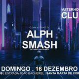 Alph @The Clubber Hk