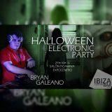 Bryan Galeano @Halloween Electronic Party Expocentro SPS