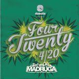 Donuts apresenta: DJ Madruga - Four Twenty Tape
