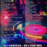 DJ Various - 80's Pop Mix (Section The 80's)