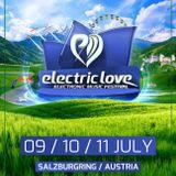 Eva Shaw - Live at Electric Love Festival 2015