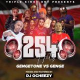 254 HITS GENGETONE VS GENGE