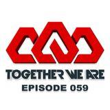 Arty - Together We Are 059. (Live @ Cream Amnesia Ibiza)