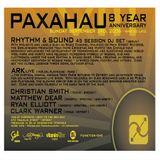 Matthew Dear & Ryan Elliott @ Paxahau 8 Year Anniversary - Currents Detroit - 03.09.2006