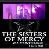 The Sisters of Mercy @ Alcatraz, Milano, 09.03.2009