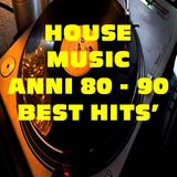 HOUSE MUSIC 80's & 90's BEST HITS' MEGAMIX BY STEFANO DJ STONEANGELS