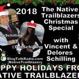 Native Trailblazers Christmas Special!  Delores' WORLD FAMOUS ANTI-SANTA RANT!