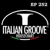 ITALIAN GROOVE HOUSE CHART #252