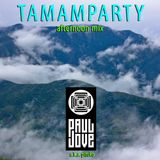 Live recorded Tamamparty Afternoon set