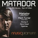 Ogletree - Musiquarium - 160213 - Matador Party