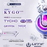 2016-05-13 - Kygo, Tycho, Rabbit In The Moon, Gryffin, Fakear - Umf Radio 366 (Live @ UMF 2016-03)