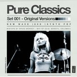 Space Monkey presenta Pure Classics 001: New Wave - 80s - Synth Pop