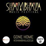 Greenhaus Radio X RWD.FM Presents: Shambhala 2016 Pre-Funk