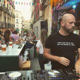 Open Air Party. Fiestas de San Lorenzo, Lavapiés @ Café de Ratas (part 1)