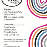 Nathan Coles @ Wiggle NYE Party 2012