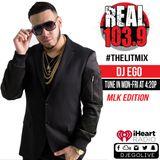 DJ EGO- THE LIT MIX ON REAL 103.9 (LAS VEGAS)(MLK EDITION)(CLEAN)
