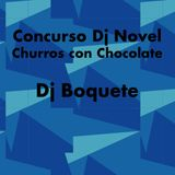 Concurso DJ Novel - Dj Boquete