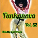 Funkanova Vol. 52  Mix By Luis Ortega D.J.