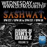 DJ Sashwat - Dank 'N' Dirty Dubz (Volume 51)