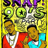 Snap 90's Dance Party 2012 Summer Mix by Dj Same Dna