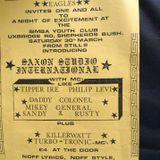 Saxon Studio Sound v Killerwatt Turbotronic@ Simba Youth Club Uxbridge London UK 30.3.1985