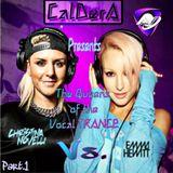 Christina Novelli Vs. Emma Hewitt  CalDerA Presents -The Queens Of The Vocal Trance Part.1