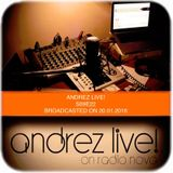 Andrez LIVE! S09E22 On 20.01.2016