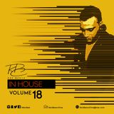In House Volume 18 Mixed Live By K.Bsides