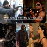 Everyone's Coming to New York