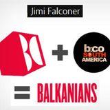 Guestmix - Balkanians Show 11-01-2017