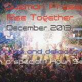 DJ Guzmán Presents. Rise Together (December 2013)