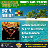 Dominica Special and Interview Leon Cameron & Guests