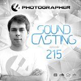 Photographer - SoundCasting 215 [2018-07-27]