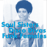 Passion Of The Crates - Soul Sisters, Disco Divas and Funky Females - Vol. 2 - Jan 21st 2019