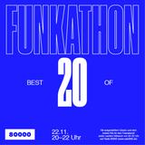 Funkathon Nr. 20 - Best of 20 shows