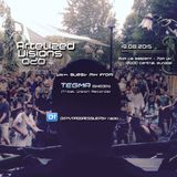 Artelized Visions 020 (August 2015) with guest Tegma on DI FM