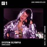 System Olympia - 3rd February 2019