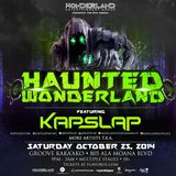 Haunted Wonderland Mix