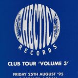Clarkee - Future World - Hectic Records Tour - Rhythm Station - 25 Aug 1995
